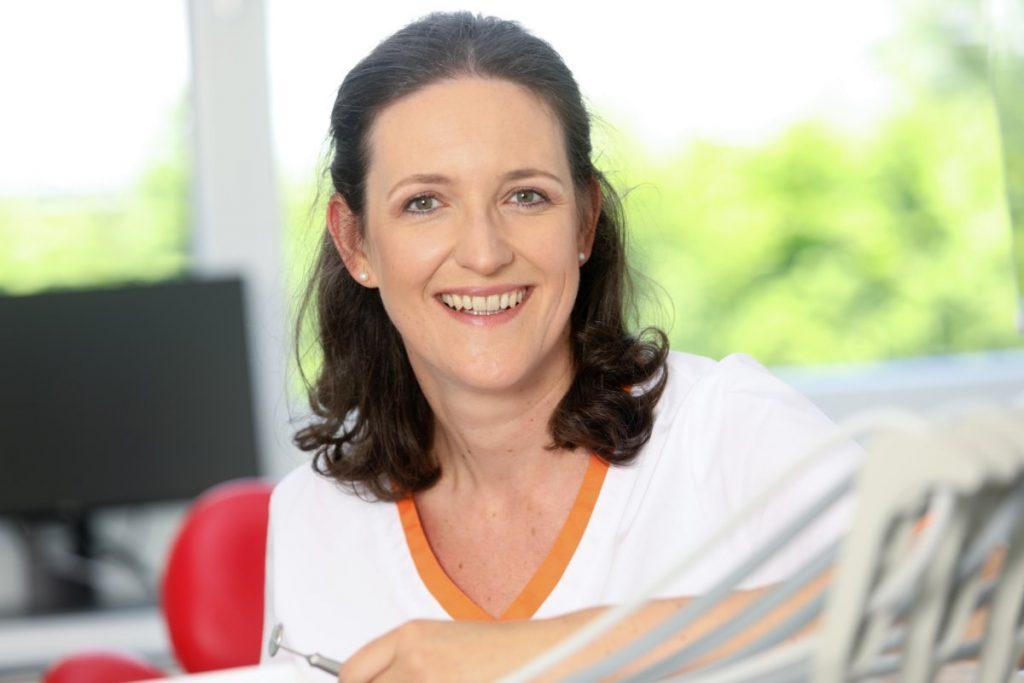 Portrait von Dr. Astrid Graf-Hahndl